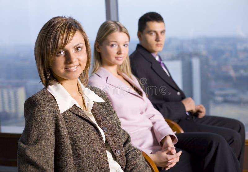 άνθρωποι επιχειρηματικών μονάδων στοκ φωτογραφία με δικαίωμα ελεύθερης χρήσης