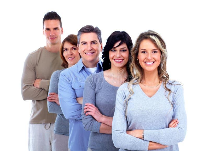 άνθρωποι επιχειρηματικών μονάδων στοκ εικόνα