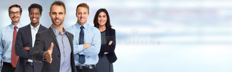 άνθρωποι επιχειρηματικών μονάδων στοκ εικόνα με δικαίωμα ελεύθερης χρήσης