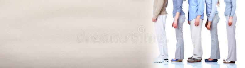 Άνθρωποι ομάδας og στοκ εικόνες με δικαίωμα ελεύθερης χρήσης