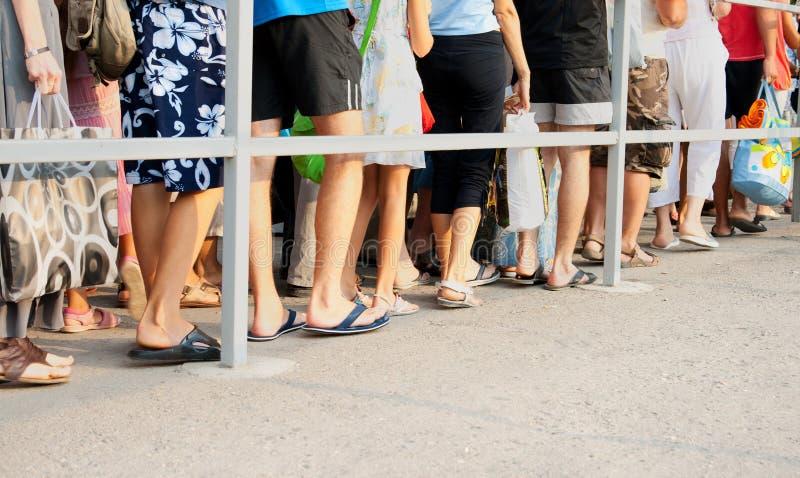 άνθρωποι ποδιών στοκ φωτογραφίες με δικαίωμα ελεύθερης χρήσης