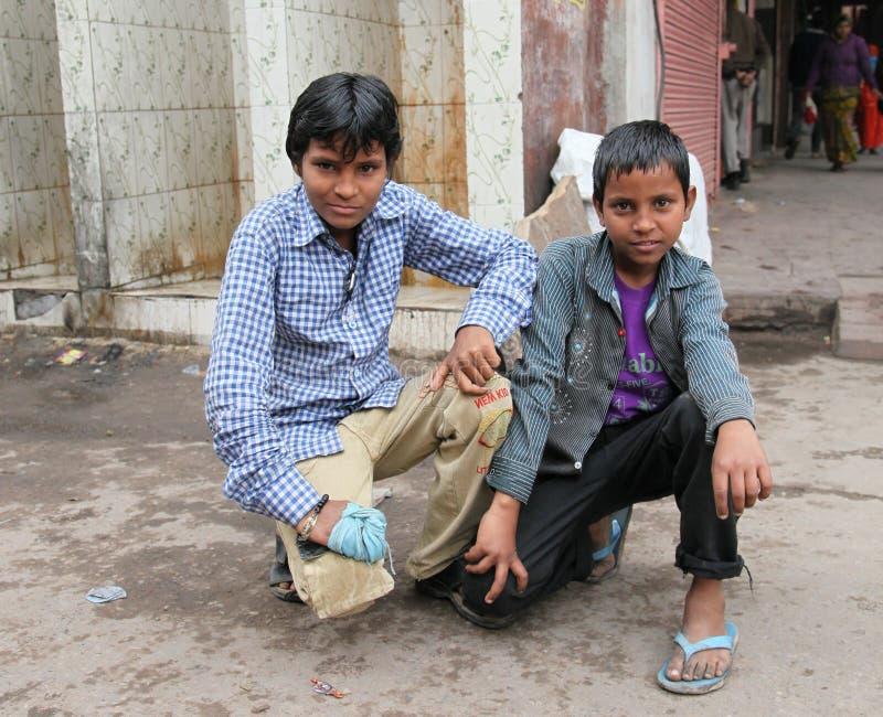 Άνθρωποι στις οδούς, Ινδία 2013 στοκ φωτογραφία με δικαίωμα ελεύθερης χρήσης