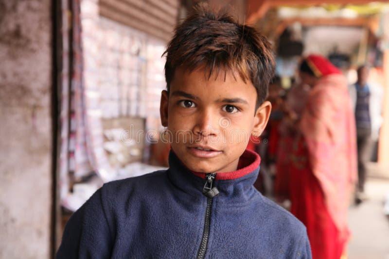 Άνθρωποι στις οδούς, Ινδία 2013 στοκ εικόνες