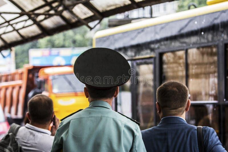 Άνθρωποι στο Κίεβο στοκ εικόνα