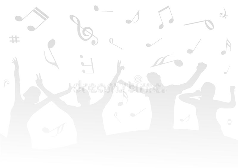 άνθρωποι συμβαλλόμενων μ&ep ελεύθερη απεικόνιση δικαιώματος