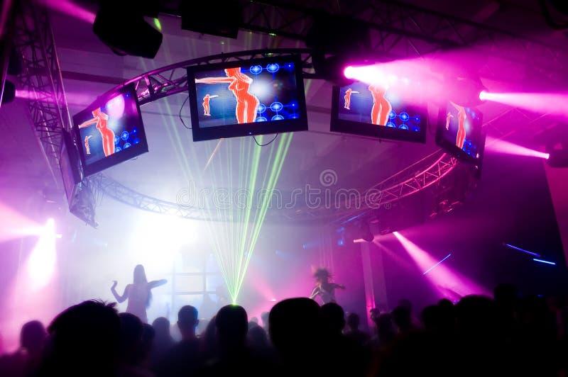 άνθρωποι συναυλίας στοκ φωτογραφία με δικαίωμα ελεύθερης χρήσης