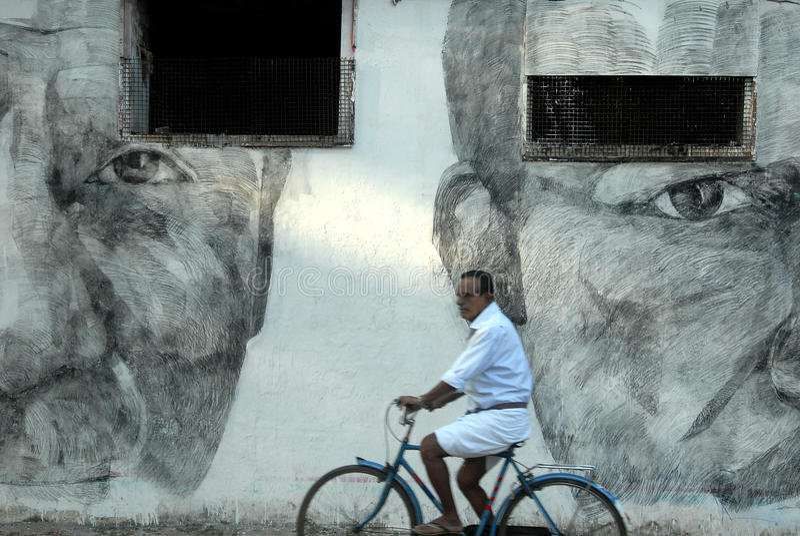 Άνθρωποι του Κεράλα στοκ εικόνες