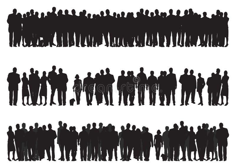άνθρωποι ελεύθερη απεικόνιση δικαιώματος