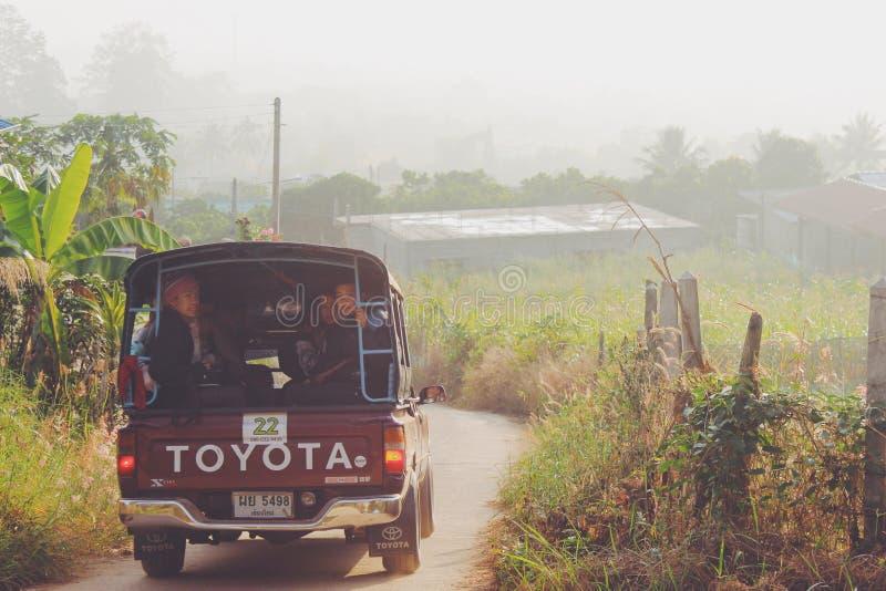 Άνθρωποι Mhong στοκ εικόνες