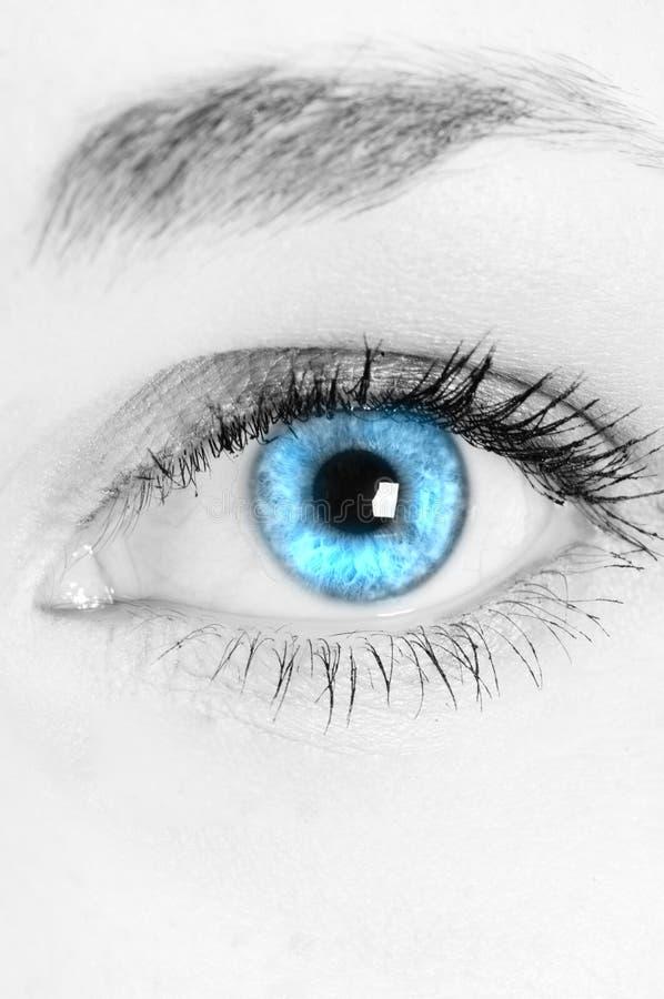 άνθρωπος ματιών στοκ εικόνα