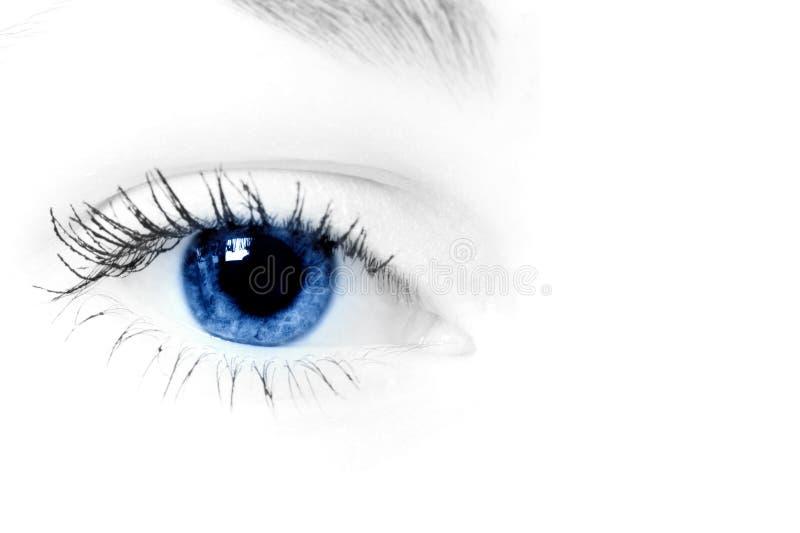 άνθρωπος ματιών στοκ εικόνες