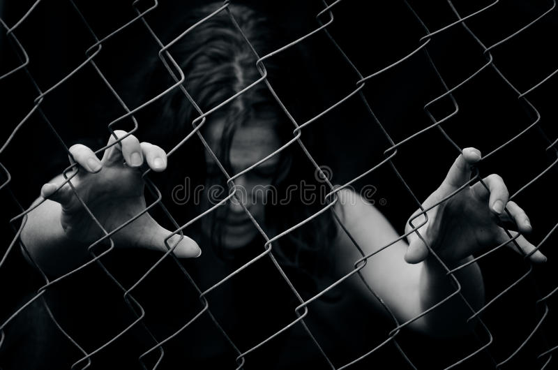 Άνθρωπος που εμπορεύεται - φωτογραφία έννοιας στοκ εικόνα με δικαίωμα ελεύθερης χρήσης