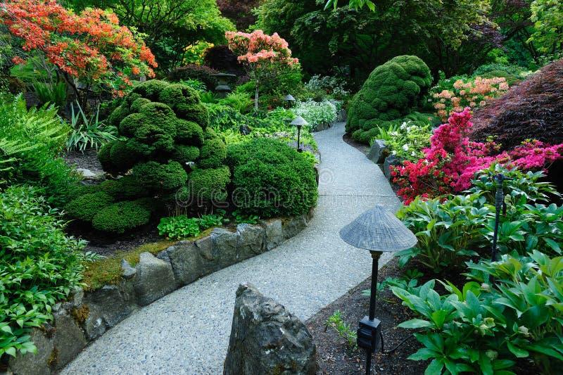 άνοιξη κήπων στοκ εικόνες