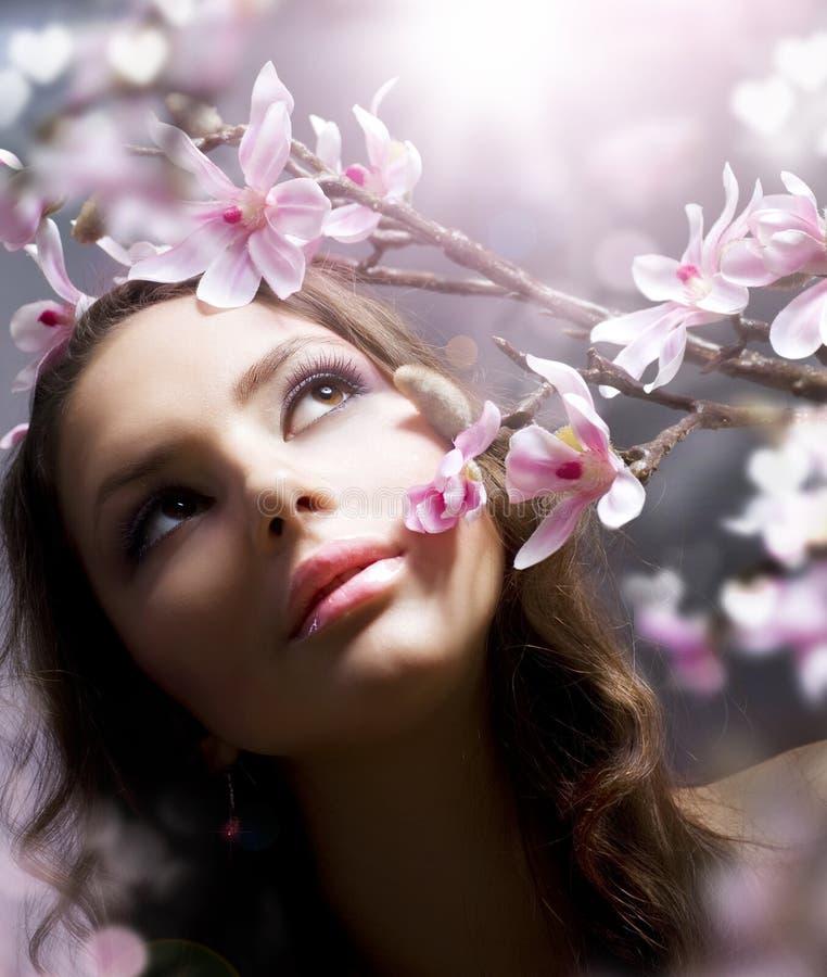 άνοιξη λουλουδιών ομορ&p στοκ εικόνες με δικαίωμα ελεύθερης χρήσης