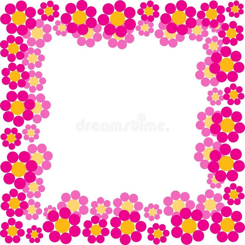 άνοιξη πλαισίων λουλου&de απεικόνιση αποθεμάτων