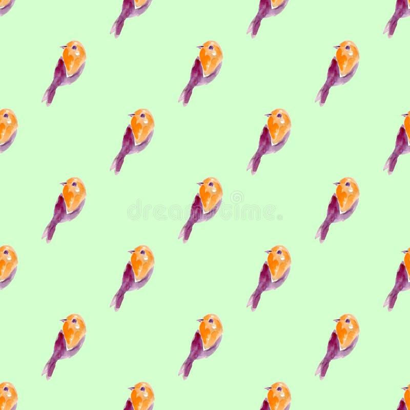 Άνοιξη πουλιών στοκ εικόνες