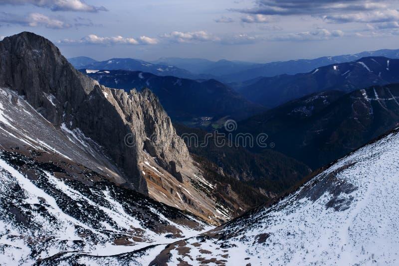 άνοιξη της Αυστρίας ορών στοκ φωτογραφία με δικαίωμα ελεύθερης χρήσης