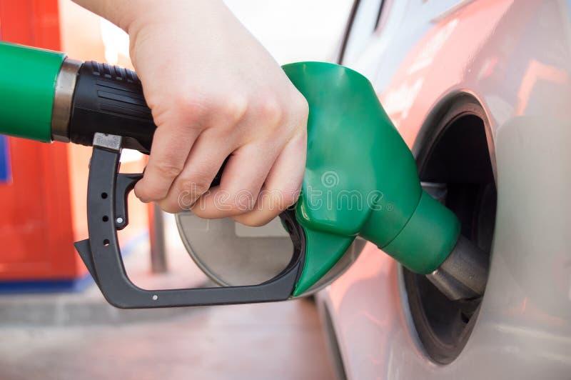άντληση αερίου στοκ φωτογραφίες