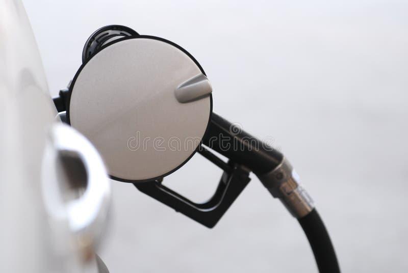 άντληση αερίου στοκ φωτογραφία με δικαίωμα ελεύθερης χρήσης