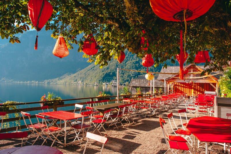 Άνω Αυστρία Hallstatt στοκ φωτογραφία