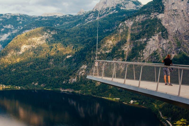 Άνω Αυστρία Hallstatt στοκ εικόνα