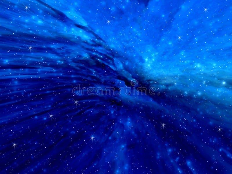 άπειρο γαλαξιών απεικόνιση αποθεμάτων
