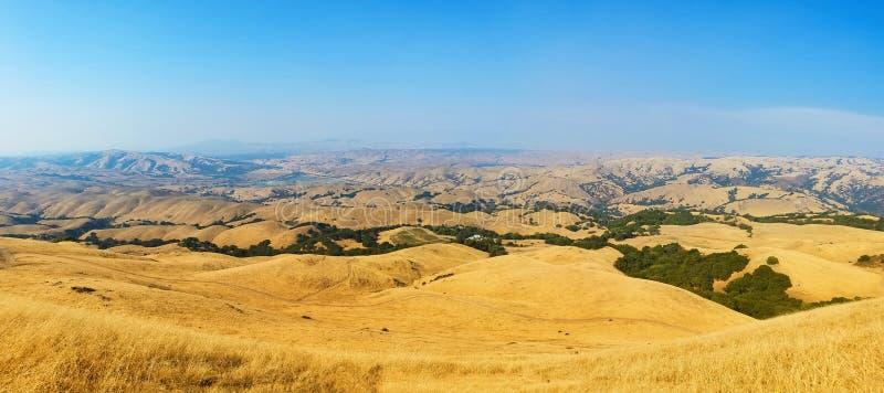 Άποψη από την αιχμή αποστολής, Καλιφόρνια στοκ εικόνες με δικαίωμα ελεύθερης χρήσης