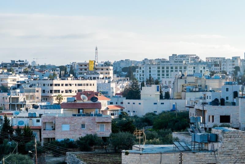 Άποψη από το ξενοδοχείο Nativity - μέση στοκ εικόνα με δικαίωμα ελεύθερης χρήσης