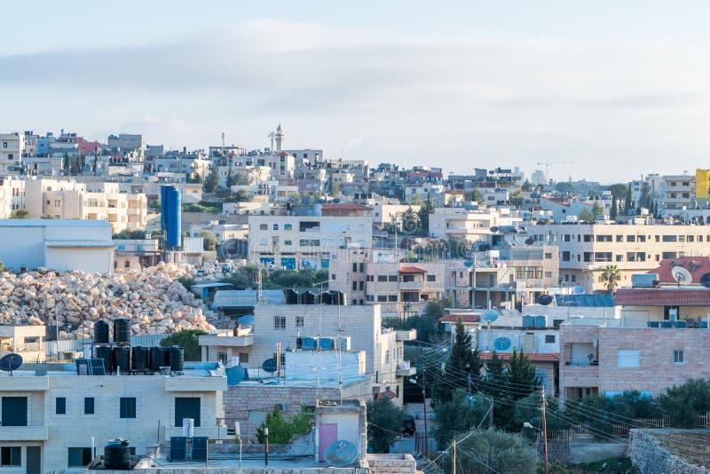 Άποψη από το ξενοδοχείο Nativity - μέση στοκ φωτογραφία με δικαίωμα ελεύθερης χρήσης
