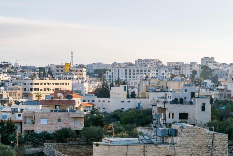 Άποψη από το ξενοδοχείο Nativity στοκ εικόνες