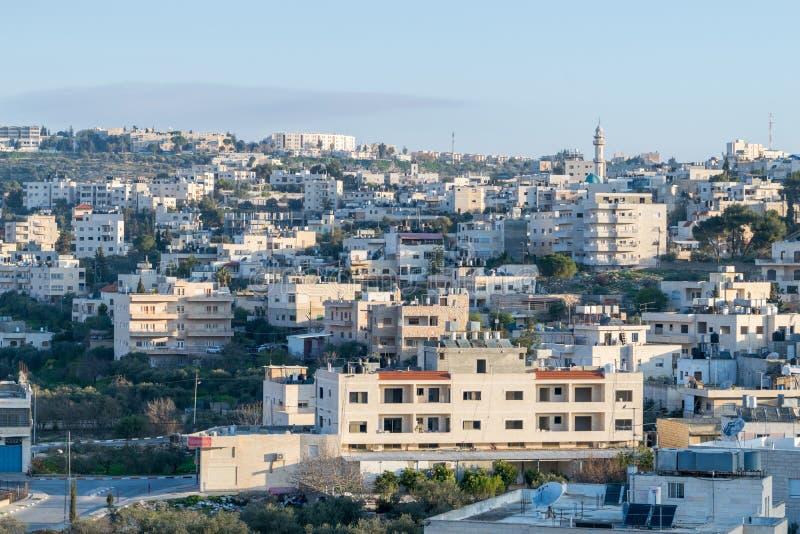 Άποψη από το ξενοδοχείο Nativity στοκ φωτογραφία με δικαίωμα ελεύθερης χρήσης