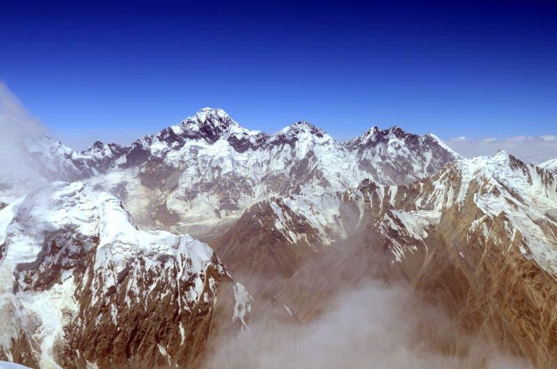 Άποψη 6 βουνών του Τατζικιστάν στοκ εικόνες με δικαίωμα ελεύθερης χρήσης