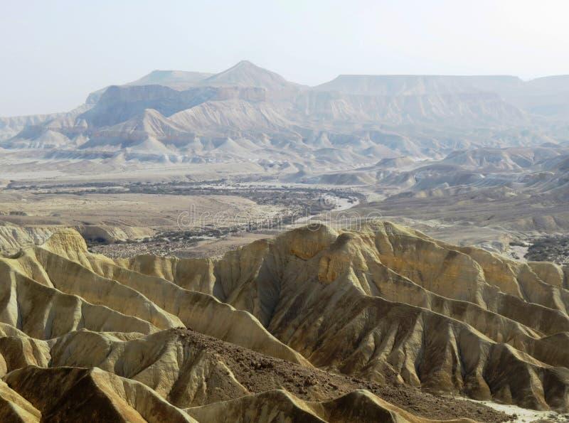 Άποψη ερήμων στοκ εικόνα με δικαίωμα ελεύθερης χρήσης