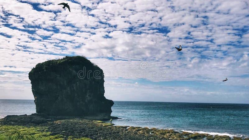 Άποψη θάλασσας Kenting ` s στοκ εικόνες