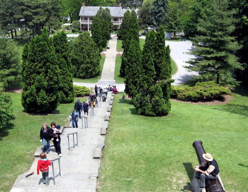 Άποψη κολπίσκου Stoney από τον πύργο 2009 στοκ φωτογραφία με δικαίωμα ελεύθερης χρήσης