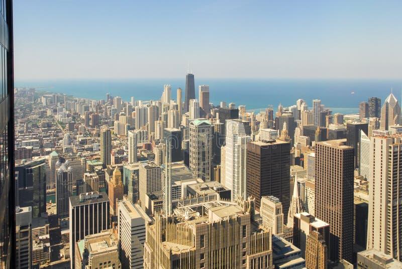 Download Άποψη οριζόντων του Σικάγου Εκδοτική Φωτογραφία - εικόνα από πύργος, γραφείο: 62715072