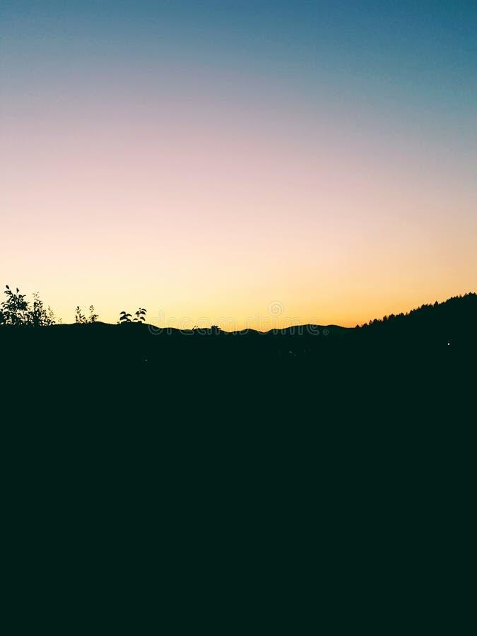 Άποψη ουρανού στοκ φωτογραφία με δικαίωμα ελεύθερης χρήσης
