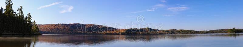 Άποψη πανοράματος Algonquin το φθινόπωρο στοκ φωτογραφίες με δικαίωμα ελεύθερης χρήσης