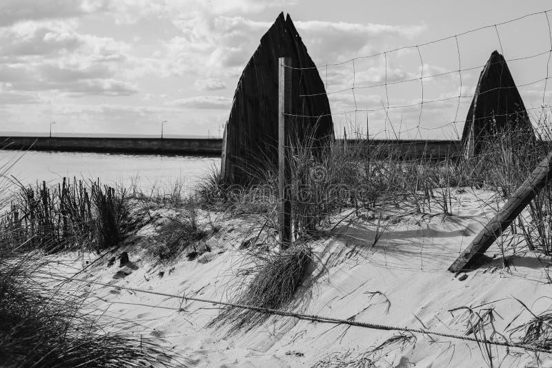 Άποψη παραλίας στοκ φωτογραφία με δικαίωμα ελεύθερης χρήσης