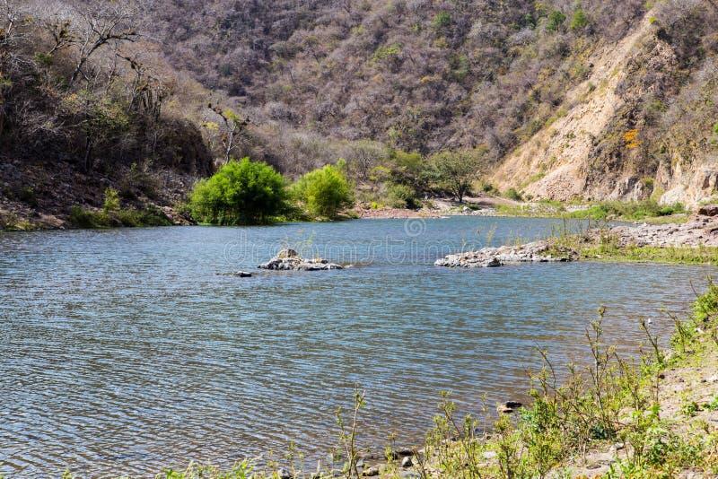 Άποψη ποταμών στοκ εικόνα με δικαίωμα ελεύθερης χρήσης