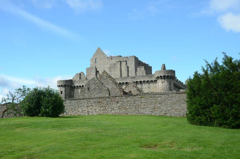 Άποψη προς Craigmillar Castle στοκ εικόνες με δικαίωμα ελεύθερης χρήσης