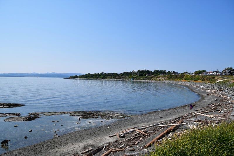 Άποψη σημείου Finlayson από το σημείο τριφυλλιού στοκ εικόνα