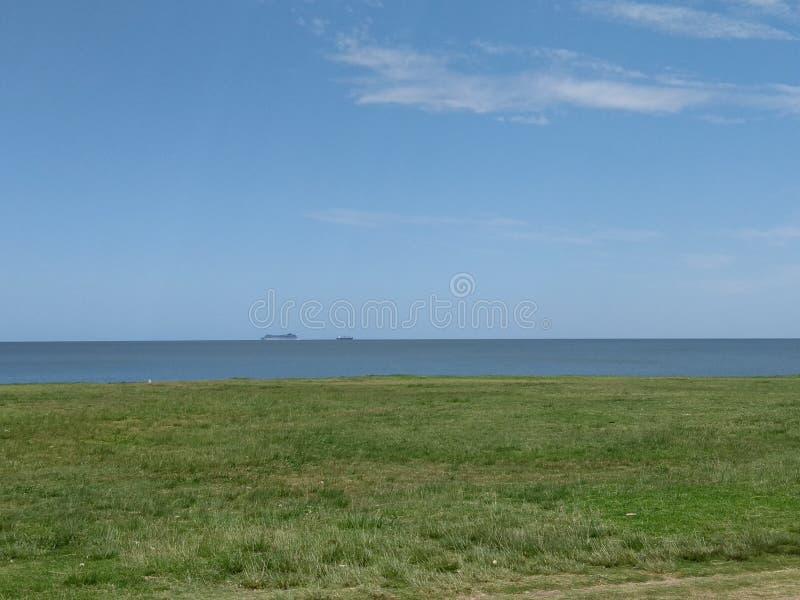 Άποψη στο σκάφος στοκ εικόνα με δικαίωμα ελεύθερης χρήσης