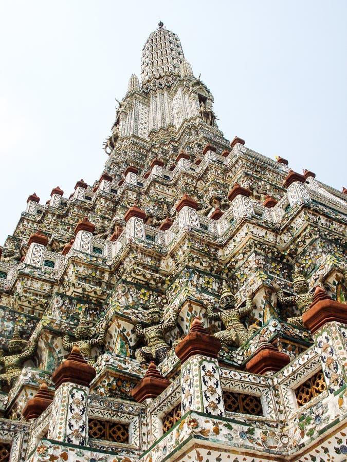 Άποψη σχετικά με έναν πύργο στοκ φωτογραφία με δικαίωμα ελεύθερης χρήσης