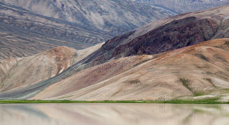 Άποψη της Νίκαιας Pamir στο Τατζικιστάν στοκ εικόνα