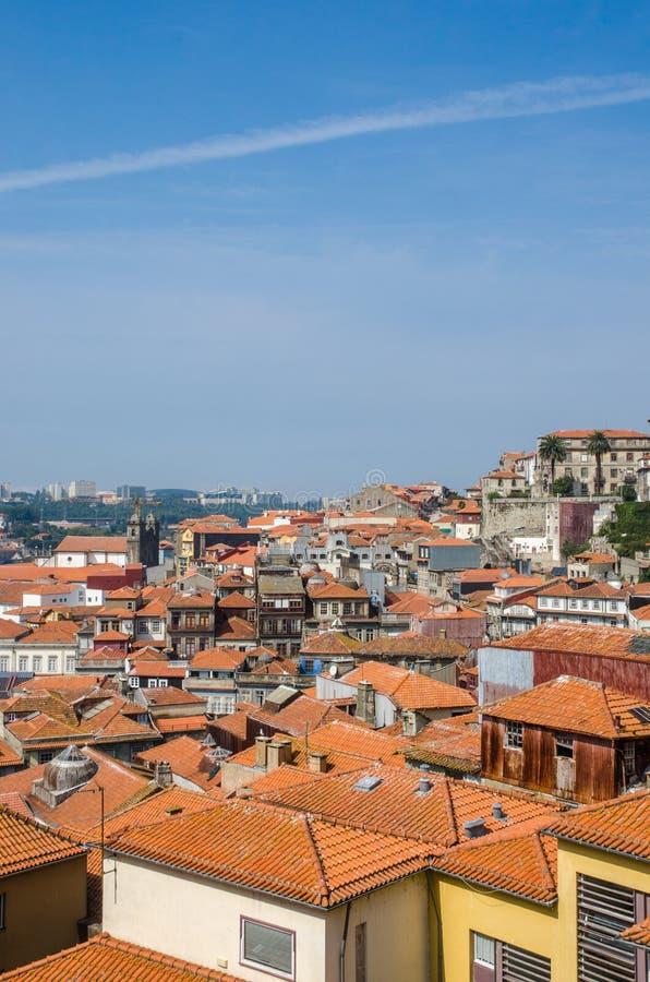 Download Άποψη της πόλης του Πόρτο τη θερινή ημέρα Στοκ Εικόνα - εικόνα από ημέρα, douro: 62707703