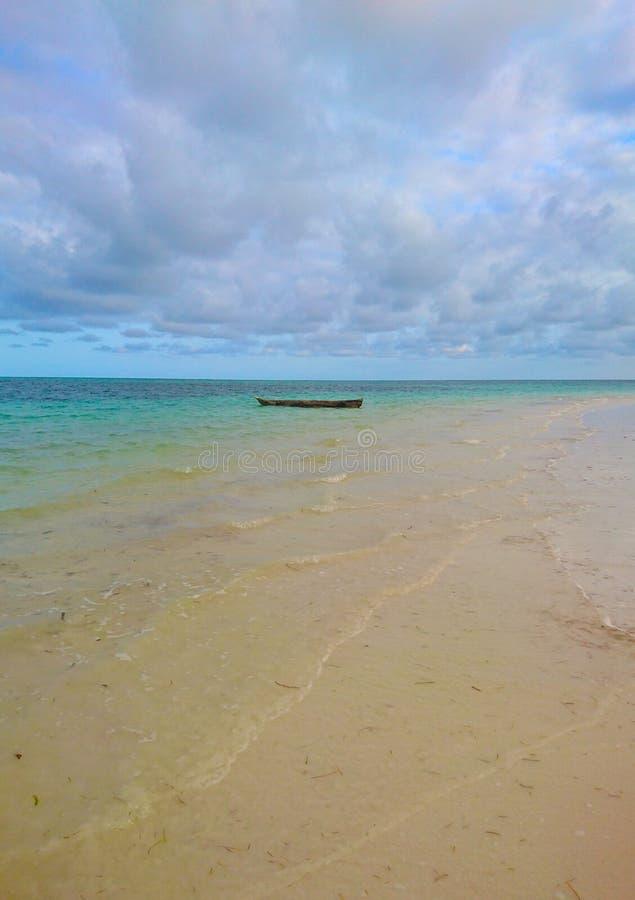 Άποψη τοπίων του ωκεανού στοκ φωτογραφία με δικαίωμα ελεύθερης χρήσης