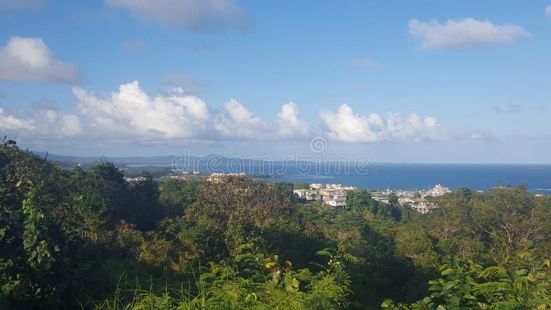 Άποψη του Ατλαντικού Ωκεανού στοκ φωτογραφίες με δικαίωμα ελεύθερης χρήσης