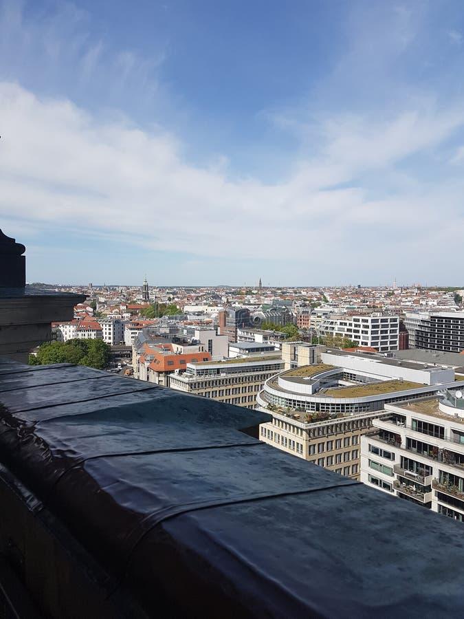 Άποψη του Βερολίνου στοκ εικόνες