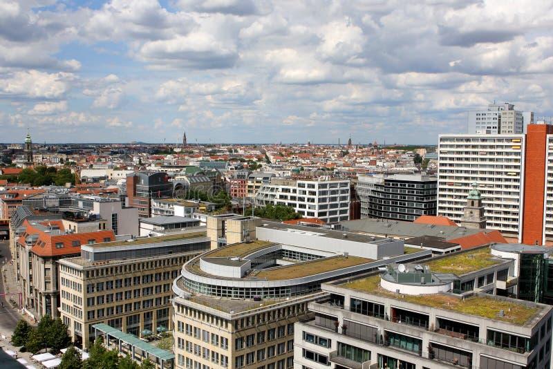 Άποψη του Βερολίνου, Γερμανία στοκ εικόνες